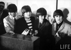 The Beatles   Press conference 1964