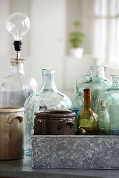 4 Easy And Cheap Tricks: Copper Vases Floral Arrangements vases diy how to make.Ceramic Vases With Handles. Vase Centerpieces, Vases Decor, Old Vases, Small Vases, Art Nouveau, Cactus, Paper Vase, Vase Crafts, Art Diy