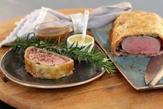 Beef Wellington - Make delicious beef recipes easy, for any occasion