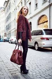 Afbeeldingsresultaat voor bordeaux fashion