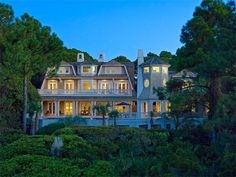 Meet the neighbors: HGTV Dream Home isn't the only dream home on Kiawah Island. Tour 5 luxurious residences nearby >>  www.frontdoor.com...