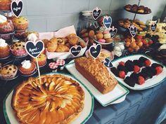 Dessertbuffet - kaartjes