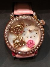 HKDL Hong Kong Disney Limited 2016 - Duffy Shelliemay Watch Pink