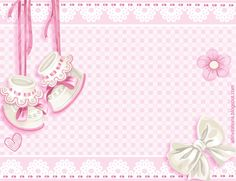 New Baby Shower Ideas Invitaciones Oso Ideas Tarjetas Baby Shower Niña, Imprimibles Baby Shower, Baby Shower Invitaciones, Baby Shower Cards, Baby Cards, Clipart Baby, Christening Invitations Girl, Kids Background, Baby Clip Art