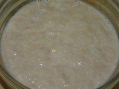 Mákos háromszögek :: Ami a konyhámból kikerül Pudding, Food, Custard Pudding, Essen, Puddings, Meals, Yemek, Avocado Pudding, Eten