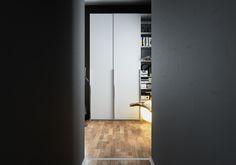 Minimalist Scandinavian B/W Bedroom | Full CGI on Behance
