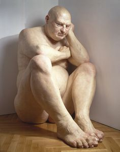 Ron Mueck: Big Man