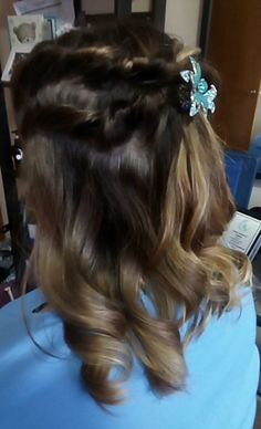 Rope Braids and Curls Braids With Curls, Salons, How To Find Out, Long Hair Styles, Beauty, Lounges, Long Hairstyle, Long Haircuts, Long Hair Cuts