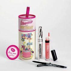 Bare minerals: kiss me its my Birthday kit $25 @ ULTA