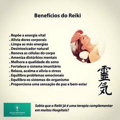Benefícios do Reiki  www.dicasnaturais.com  #reiki #medicinatradicionalchinesa #beneficios #saude #saudeebemestar #saudavel #bemestar #cura