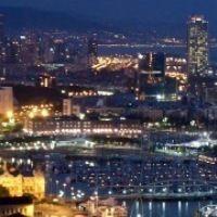 45 perc séta Barcelonában