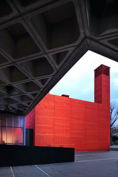 The Shed at the National Theatre by Haworth Tompkins I Like Architecture