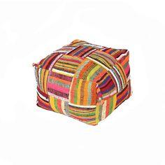 ASHANTI DESIGN | Small Footrest Beanbag - Furniture - 5rooms.com