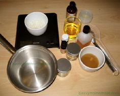 Ingredients for the overnight wrinkle cream - The lemon essential oil has a brightening effect on shallow skin, and a mild bleaching affect on age spots that can restore the tone back to your skin, giving it a more youthful look and feel. The calendula infusion gives a soothing effect to the cream and is very useful for any dry or flakiness within the skin.