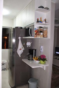 Eita, Sou Dona de Casa: Minha cozinha pronta