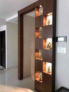 Living Room Partition Design, Living Room Divider, Room Partition Designs, Living Room Tv Unit Designs, Ceiling Design Living Room, Chandigarh, Apartment Interior Design, Kitchen Interior, Kitchen Design