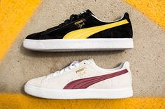 Puma Clyde in Two Premium Editions for June 2017