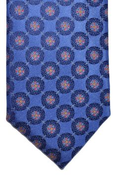 Canali Silk Tie Periwinkle Pink Navy #CanaliTie #Canali #TieDeals