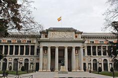 Penny In Wanderland: Μια ημέρα στο Χρυσό Τρίγωνο της τέχνης στην Μαδρίτ... Wanderland, Golden Triangle, Spain, Louvre, Mansions, House Styles, Building, Travel, Viajes
