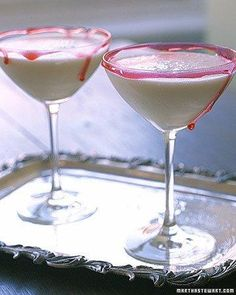 Pina Ghoulada Recipe - If you like Halloween and getting caught in the rain
