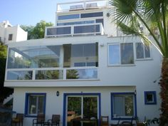 6 Bedroom Villa in Gundogan to rent from £300 pw, with a shared swimming pool. Also with wheelchair access, Solarium, balcony/terrace, Log fire, air con, Telephone, TV and DVD.