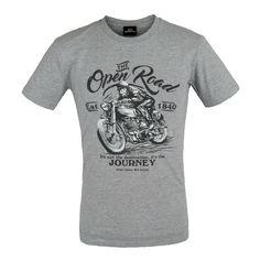 Open Road II Mens T-Shirt