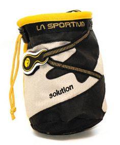 La Sportiva: Chalk Bag Solution