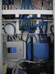 My Home Network Cabinet Viettel Idc Co Location Dedicated Server Hosting