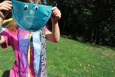 12 Recycled Crafts for Kids