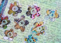 Balzer Designs journal pages