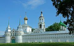 WORLD CHURCH - ORTHODOXY. Tolgskij Nunnery. Yaroslavl. Russia