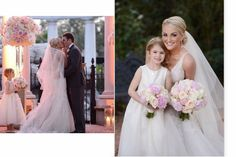 Jamie Lynn Spears in Liancarlo. See all of the most stunning celebrity wedding dresses for the ultimate wedding inspo.