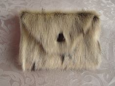 Business Card Wallet out of Seal by Indigenousalaska on Etsy, $35.00