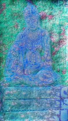 Buddha Figure Digital Download,Downloadable Buddha figure,Blue Buddha Digital Download,Buddha Instant Download,Buddha printable art by Rochford23 on Etsy