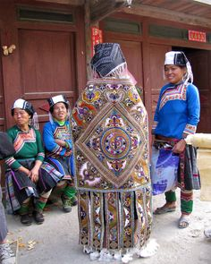 Miao, Wujia Village Style, Rongjiang & Congjiang Counties, Guizhou, China