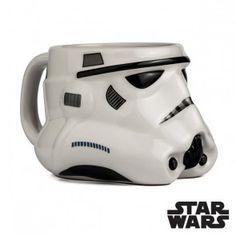 Mug 3D Stormtrooper sous licence officielle Star Wars
