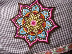 Zaubermasche: Stickmuster, Stickdateien, Embroidery Design: August 2011