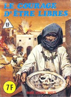 Série bleue (demi-bleue) et Hors-série (Elvifrance) -21- Le courage d'être libres