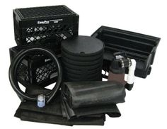 Easypro Jaf9e Mini Just-A-Falls System, 12-Inch Waterfall Spillway, 2015 Amazon Top Rated Water Garden Kits #Lawn&Patio
