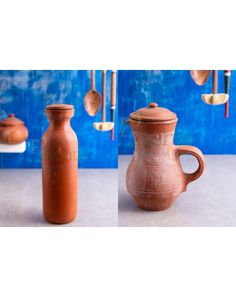 Shop handcrafted zishta's table and dining utensils online and make your kitchen traditional and unique with our products such as Kansa serveware, Black Pottery , Neem wood accessories, table linen and coasters Buy Clay, Wood Chopping Board, Pooja Room Door Design, Kitchen Views, Hand Molding, Handmade Shop, Traditional Design, Cookware, Utensils