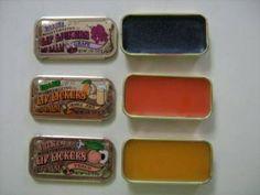Lip smackers#