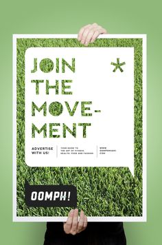 Oomph! Miami by Jules , via Behance