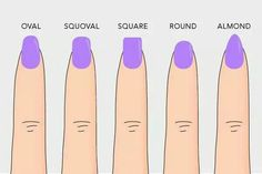 Which shape are your nails? I love oval!