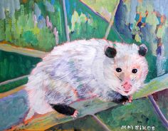Mary Montague Sikes - Possum
