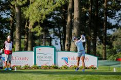Lexi Thompson Tees Off During 1st Round Play At The 2016 Kingsmill Championship! -LPGA