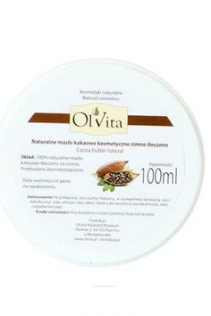 Masło kakaowe kosmetyczne 100 ml 24,00 Intj, Chart, Aromatherapy