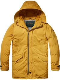 Down Parka | Jackets | Men Clothing at Scotch & Soda