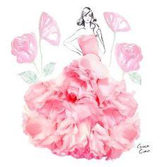 Mê mẩn với những chiếc váy chỉ có trong cổ tích - Nhân vật - Thegioitre.vn
