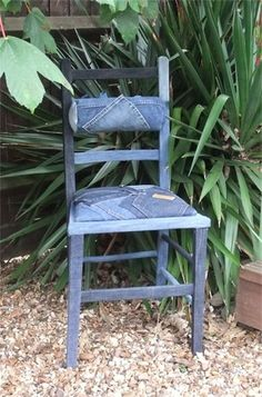 Snog the Frog - Furniture & Home (forever denim chair)
