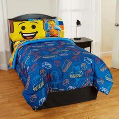 LEGO Movie Comforter - Walmart.com